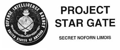 The CIA Star Gate FOIA files - Project Star Gate